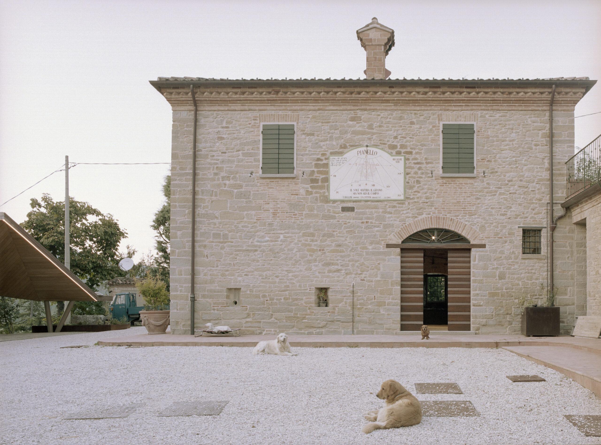 Project ElleVuElle Architects Photo Alvise Raimondi